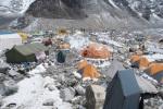 Expedition Hanesbrands' Base Camp site